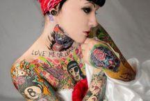 Tattoos Female