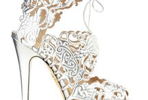 Bridal Shoes / by Jessica Watson