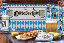 Oktoberfest / Nothing starts off the Fall party season like an Oktoberfest celebration. It can be so easy and yet so much fun, let Alin Party Supply help you with these suggestions.