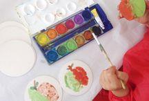 DIY für Kinder & Spielideen / Kreativ mit Kind(ern), Basteln für und mit Kindern