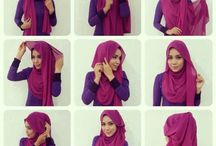 scarfs and hijabs