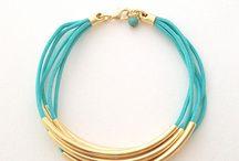 DIY jewelry / by Catie Metcalf