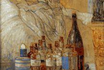 Ensor / Storia dell'Arte Pittura  19°-20° sec. James Ensor  1860-1949