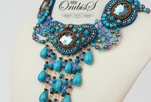 Бисерная феерия от Orubis / Exclusive jewelry,designer jewelry