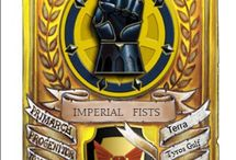 Imperial Fist 40k