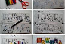 Moje :) my hand-made / wszystko co zrobiłam sama :)