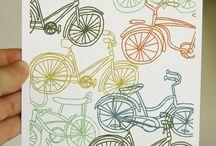 repeat bike pattern