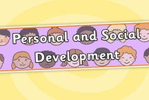 Personal & Social Development / This board will give you some ideas of activities that can be carried out to further improve your interpersonal skills whilst having some fun
