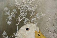 Anne Siems Paintings