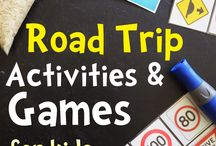 Travel Tips with Kids! / Hints and tips for making travel with kids as easy and FUN as possible!