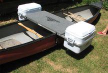 boat - canoe
