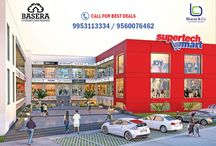 Supertech Mart At Basera -  9560076462 / Supertech Limited India, a well recognized name in the real estate segment, has come up with the most anticipated project Supertech Mart, the Commercial project Supertech has been planned after a concentrated study on the commercial spaces.