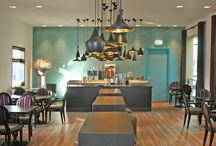 Grand Cafe UMCG / Inrichting restaurant