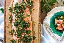 Rezepte: Fisch & Meerestiere / Leckere Rezepte für Fisch & Meerestiere