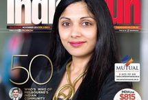 Magazine / Indian Sun is a magazine in Australia for Indian People.