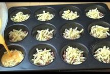 muffins dinde