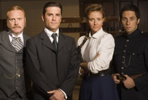 Murdoch Mysteries / Pin as many as you like.