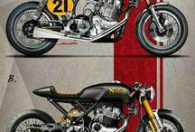 nice motorbikes