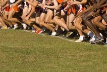 running  / by Jackie Warehime