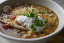 Soups & Chilis / by Kristina Gaunt Spooner