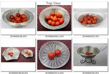 Stainless Steel Wire Hand woven Bowls