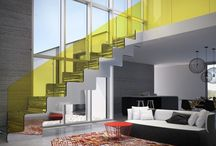 steel open stairs