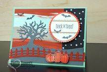 2016 Holiday Catalog Stampin' Up! / DIY Stampin' Up! Christmas cards, tags and home decor, Fall and Halloween handmade cards, treats, and home decor,  Christmas / December Project Life.