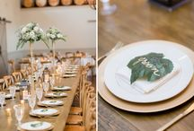 Wedding Reception Decor / Inspiration from none other than your fellow #ElliesBride