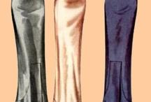 Bias gowns inspo
