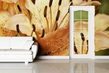 FOTOTAPETY - dekoracja wnętrz / Aranżacje z wykorzystaniem ekologicznych tapet do wnętrz, dostępnych w sklepie mojezdjecie.pl