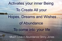 Ginny's quote creations for everyone to share x / Quotes from the heart