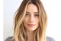 medium fine hair