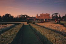 Cliveden House Hotel - luxury hotel review / Luxury stately home Relais & Chateaux hotel in Berkshire, UK