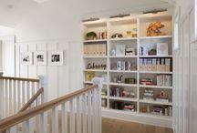 The Treehouse: Livingroom