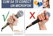 Cum sa tii corect microfonul cand vorbesti