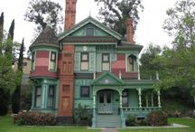 Antique Homes / by John Shannahan