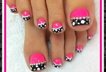 Creative nails / Different creative nails