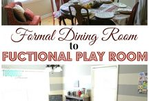 Home - Living Room \ Playroom