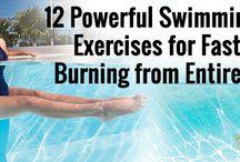 Esercizi da piscina
