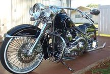 Harley / Custom choppers