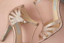 Chaussures de la mariée/wedding shoes