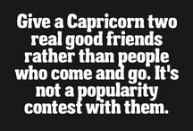 It's a Capricorn's Life