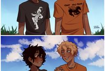 Percy Jakson / What are you ship? Solangelo or Percybeth?