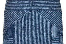 Indigo & Blue / by Jessica Schwartz