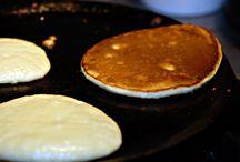 Low carb breakfast alternatives / by Lorraine Shultz Tyner