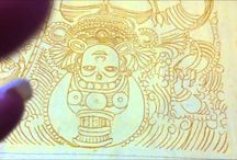 tanjore painting and videos