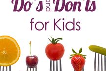 Kids food & Drink