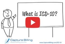 ICD-10 Videos / Video Series on the basics of ICD-10. Learn ICD-10 with our short animated videos narrated by Manny Oliverez, CEO of Capture Billing, a medical billing service company. ICD-10 Training, ICD-10 Coding