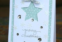 Karteczki świąteczne