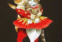 Susan Herbert CatsArt